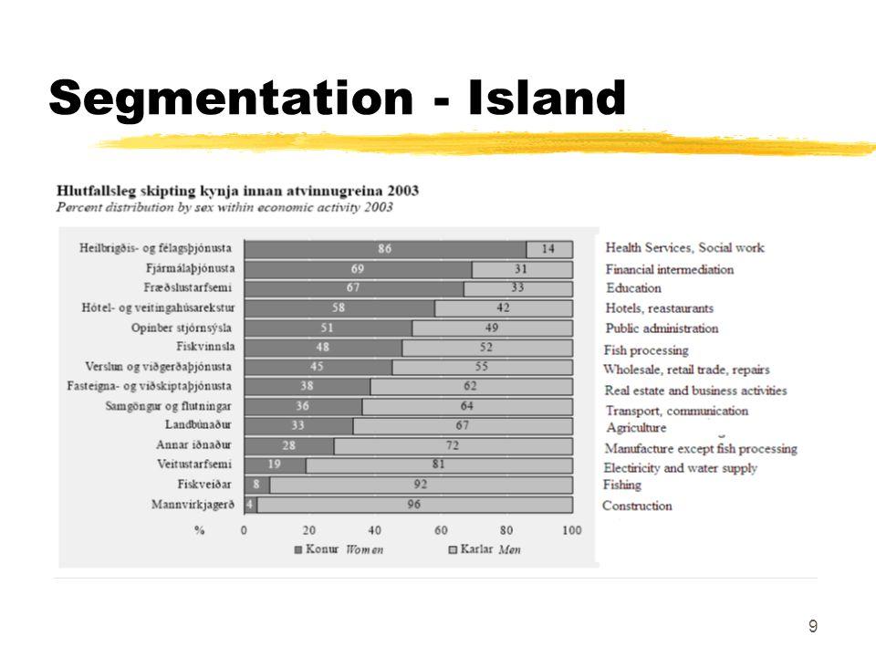 9 Segmentation - Island