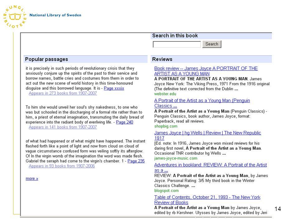 www.kb.se 9 juni 200814