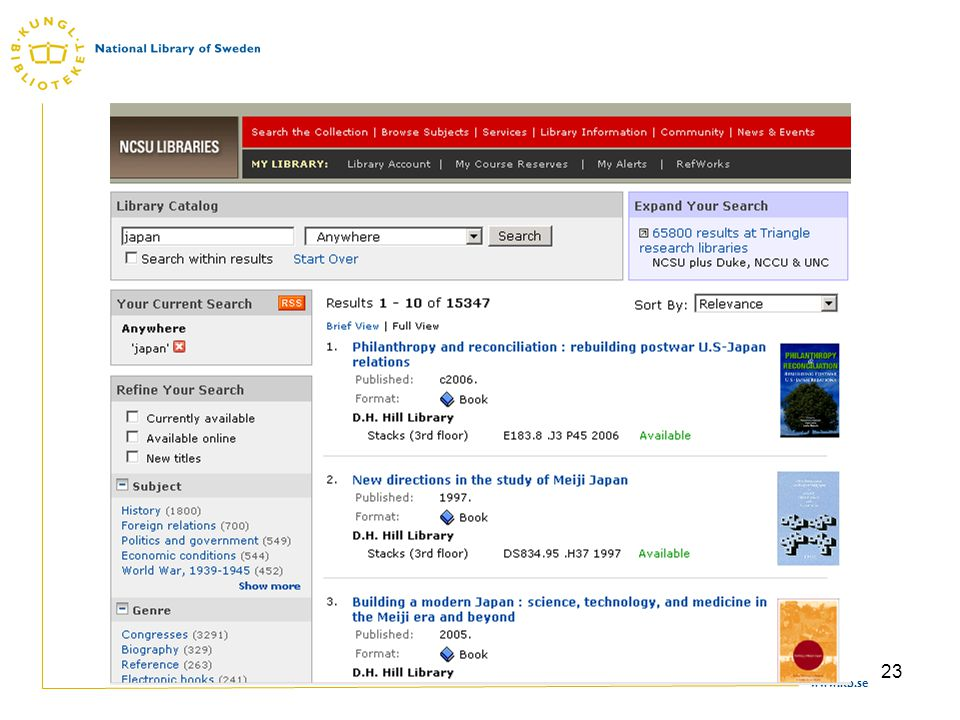 www.kb.se 9 juni 200823
