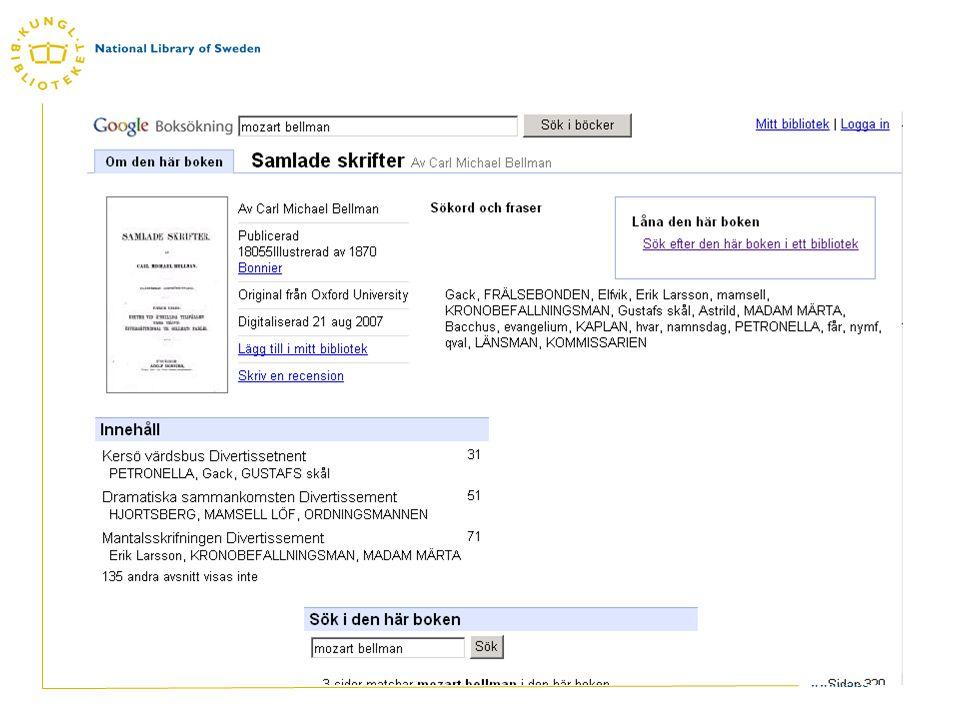 www.kb.se 9 juni 200836
