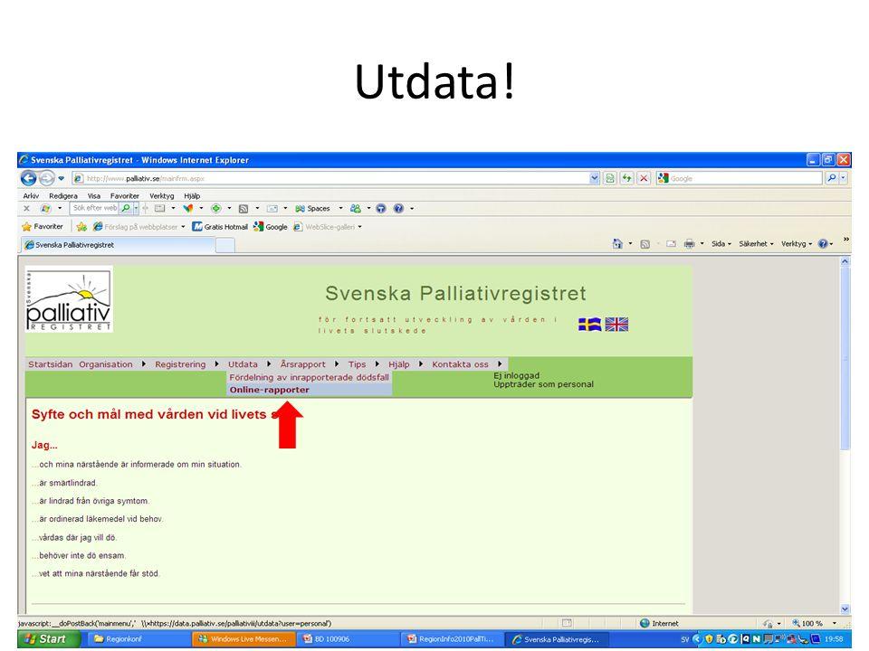 Utdata! www.palliativ.se