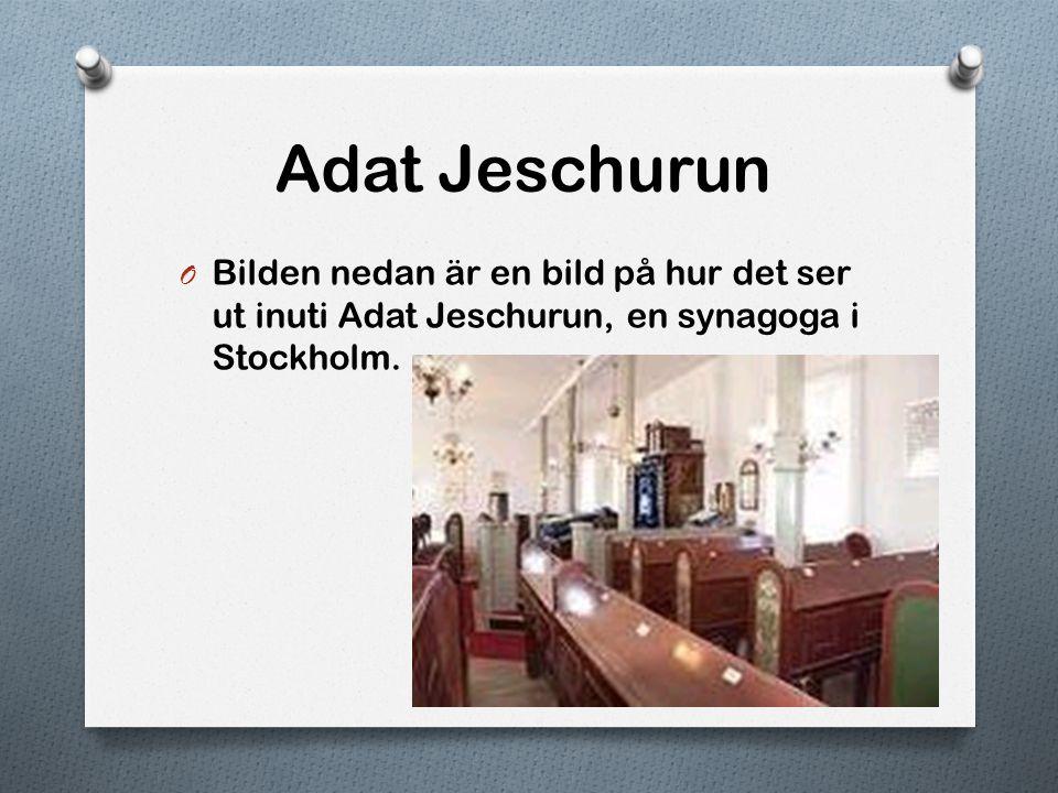 Malmö synagoga Bilden nedan är en bild på Malmö synagoga.