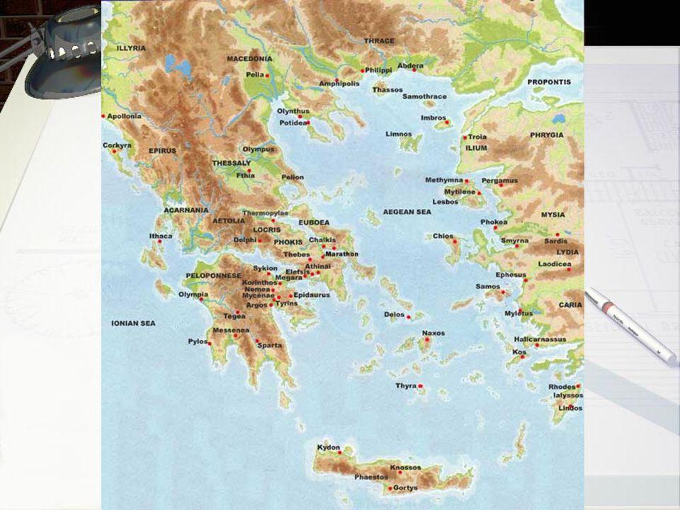 Aten Folket i Aten ville styra sig själva och inte ha en kung eller drottning.
