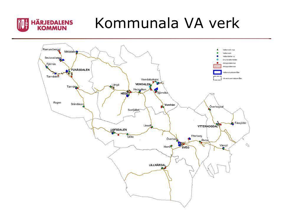 Planprocessen Kommunal Vatten- och avloppsplan ska återspeglas i: KOMMUNAL VA-PLANKOMMUNAL VA-PLAN • Översiktsplaner • Fördjupade översiktsplaner • Detaljplaner • Investerings- och reinvesteringsplaner • Exploateringsplaner • Grönplan • Verksamhetsplaner • Taxa