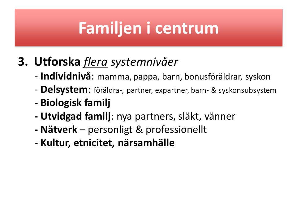 Familjen i centrum 4.