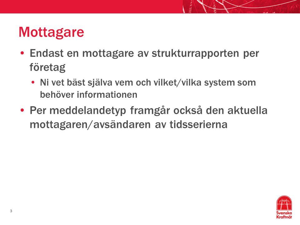 4 På XML-format •SvK:s strukturrapporter •Via Mimer •Som XML-filer •Strukturrapporter kan också skickas mellan andra aktörer •Kommer under övergångstiden även innehålla serie-id