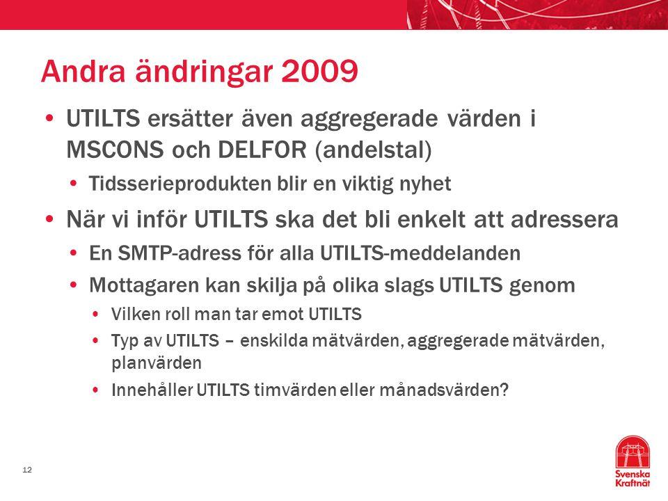 13 Felaktiga versioner i omlopp •I alla Ediel-meddelanden anges en versionsbeteckning •T.ex.