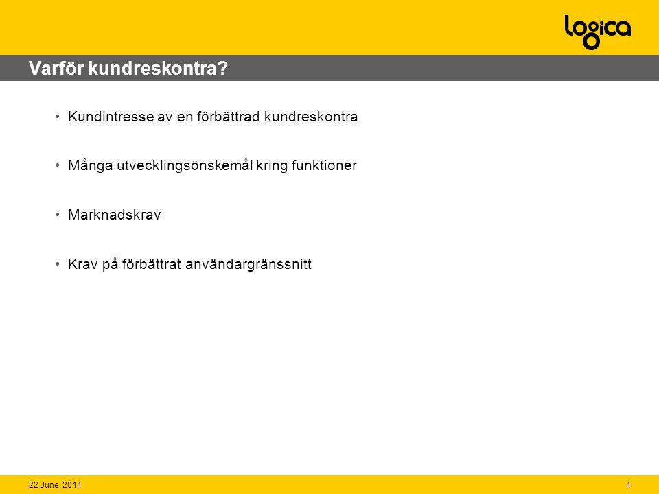 522 June, 2014 Vägen...