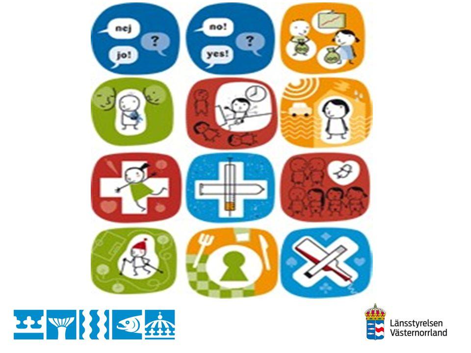 Utvärdering • Karolinska institutet • Enkäter till samordnare och styrgrupper • Registerdata • Följt hur väl kommunerna arbetar efter receptet • Mätningar 2010 och 2011