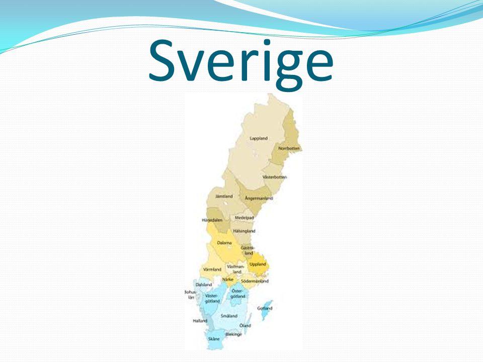 Sveriges flagga Sveriges flagga är blå och gul och den är fin.