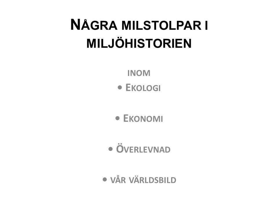 Lort-Sverige - Ludvig Nordström 1935.• Urstarten för svenska miljörörelsen.