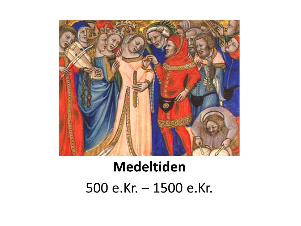 Sedan hednisk tid associerades kvinnor med trolldom och magi • I den första nordiska trolldomsprocessen i Bergen 1325 är det fråga om kärleksmagi.