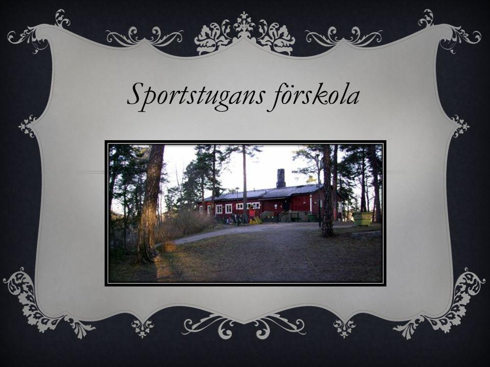 Sportstugans förskola