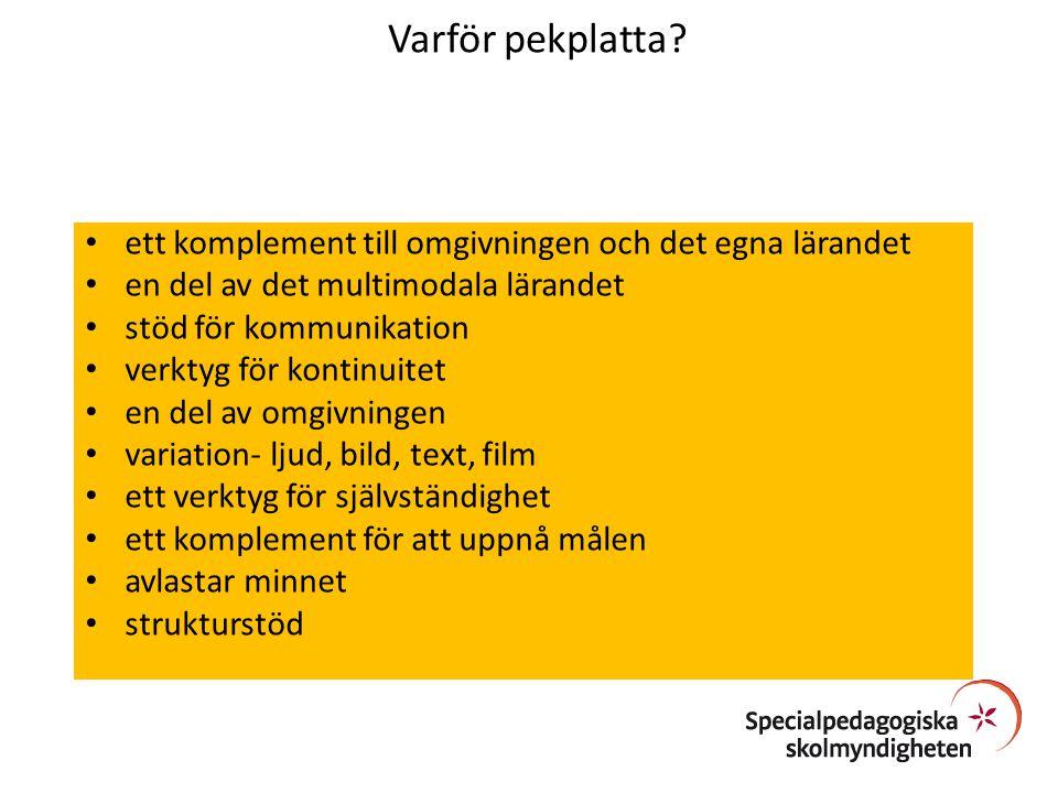 Appar och forskning Linnéuniversitet under ledning av Idor Svensson arbetar med ett pilotprojekt bestående av elever i olika åldrar.