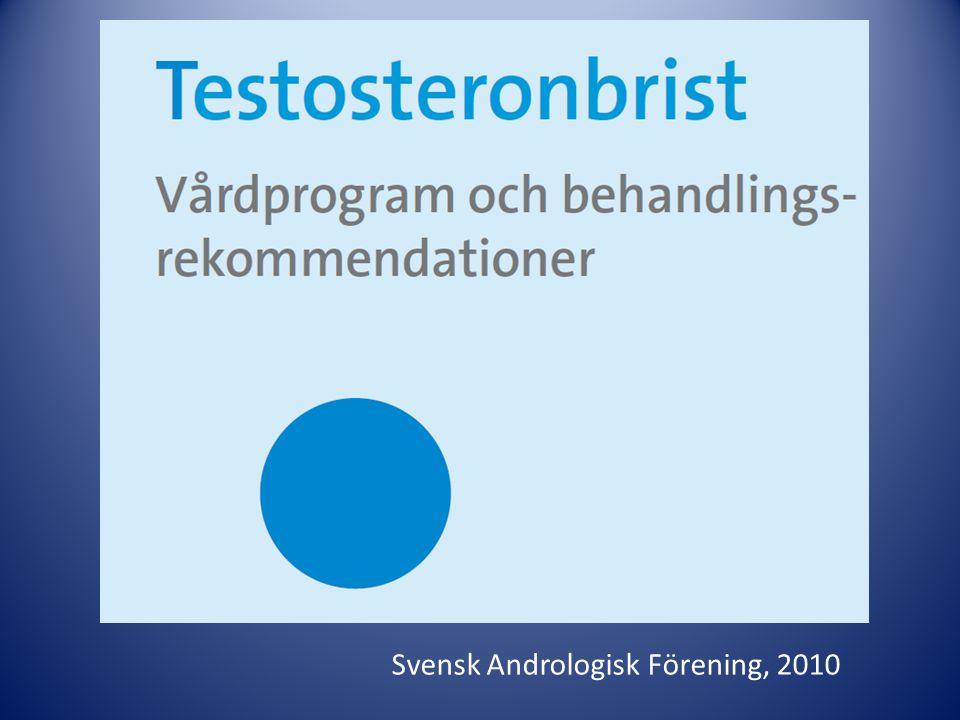 Svensk Andrologisk Förening, 2010