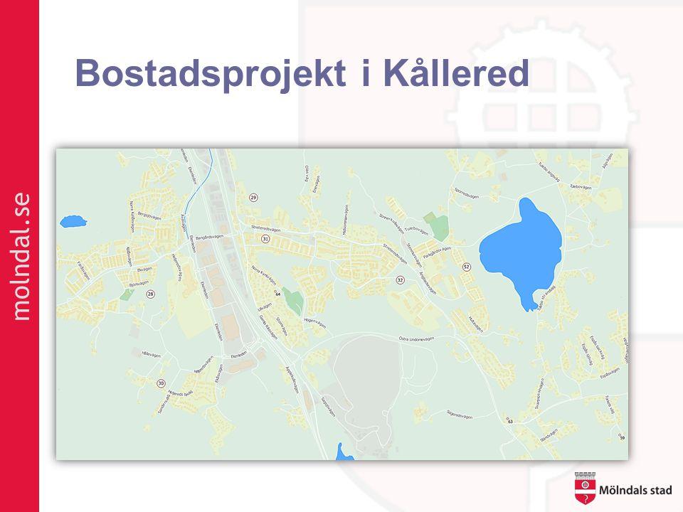molndal.se Bostadsprojekt i Kållered