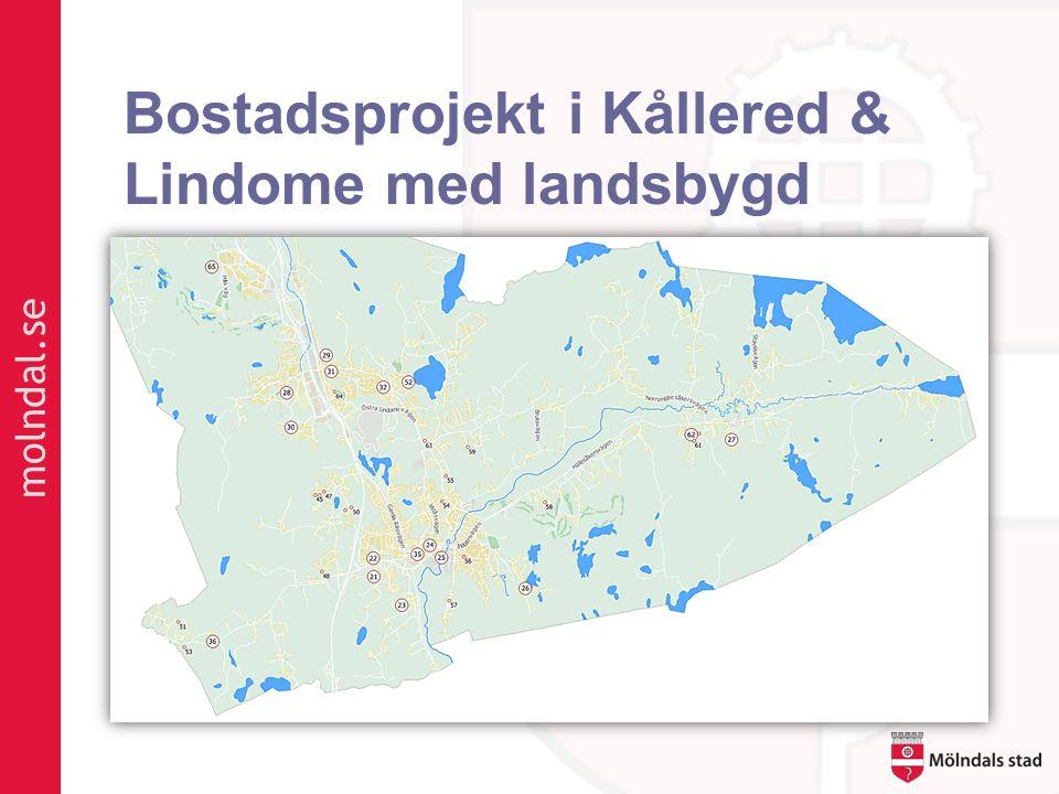 molndal.se Bostadsprojekt i Kållered & Lindome med landsbygd