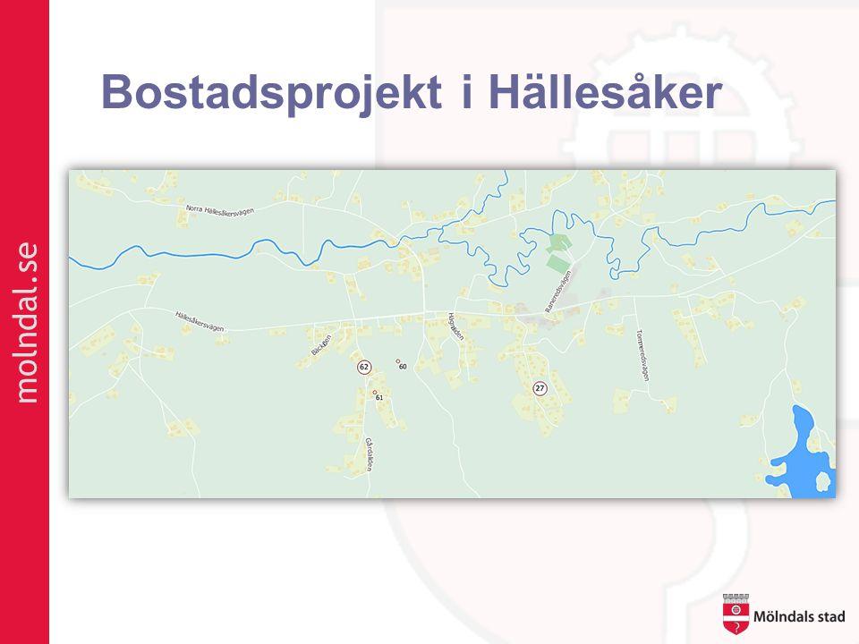 molndal.se Bostadsprojekt i Hällesåker