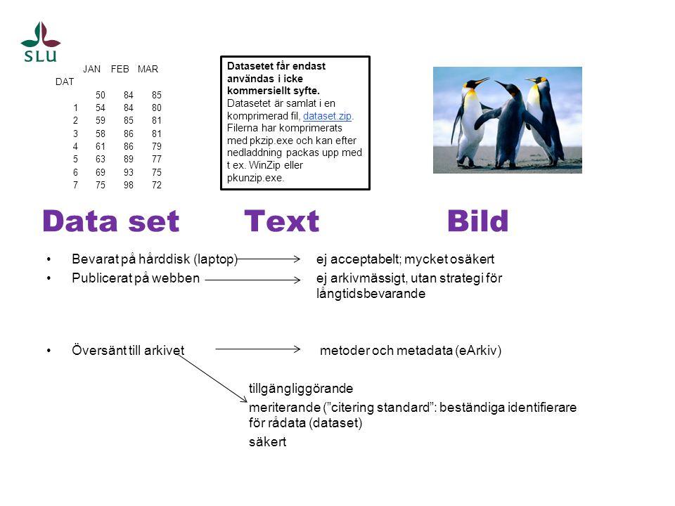 JANFEBMAR DAT 508485 1548480 2598581 3588681 4618679 5638977 6699375 7 9872 Datasetet får endast användas i icke kommersiellt syfte. Datasetet är saml