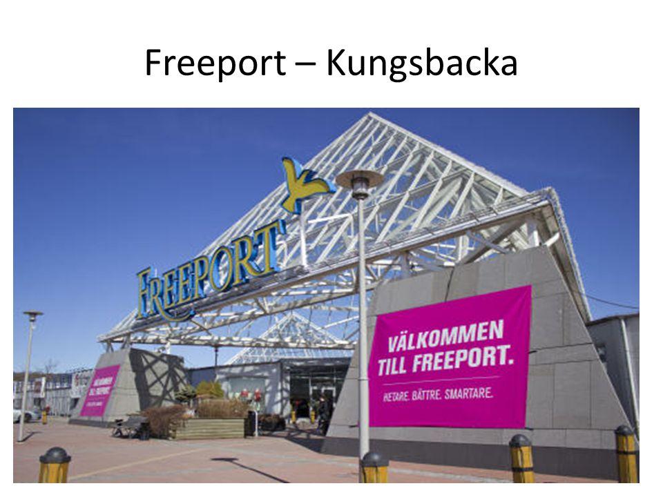 Freeport – Kungsbacka