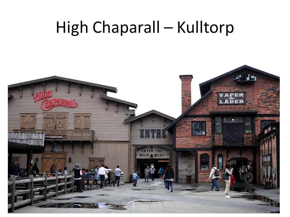 High Chaparall – Kulltorp