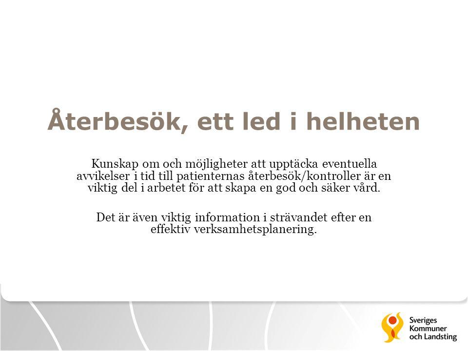 Sveriges Kommuner och Landsting (SKL) SKLs uppdrag är bl.a.
