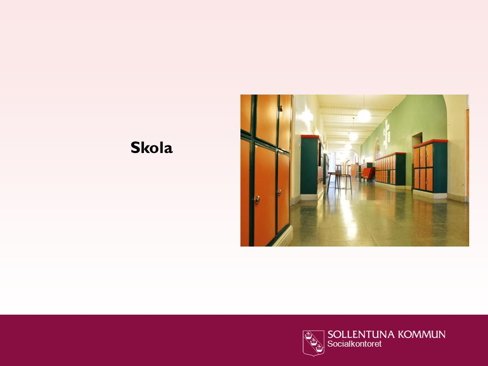 Socialkontoret Skola