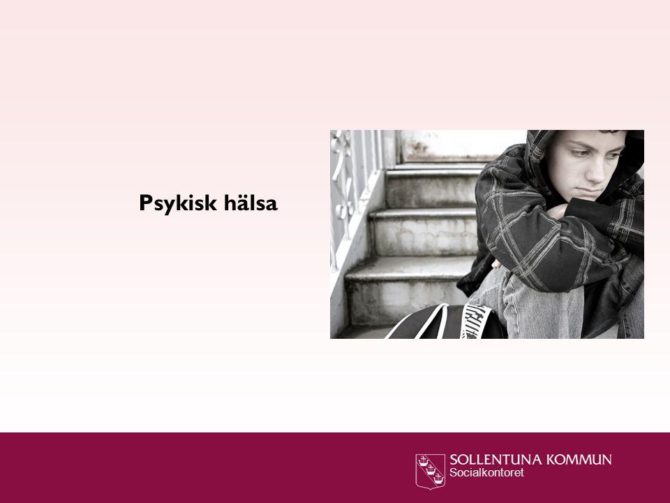Socialkontoret Psykisk hälsa
