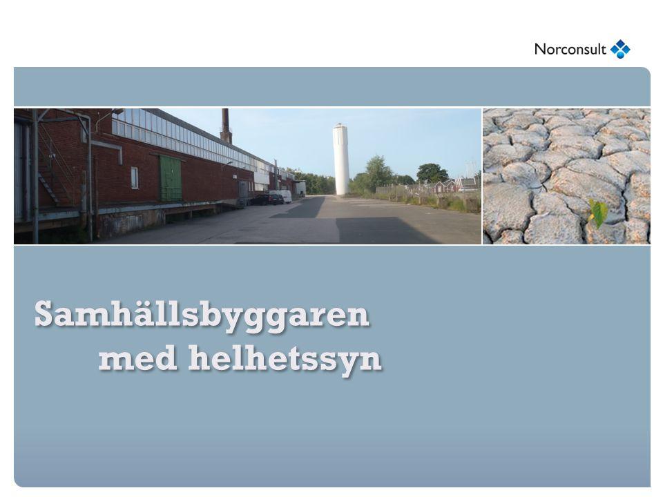 Materialinventering Slutsats –Fint dammlager av glasfiber från den tidigare industriverksamheten återfinns takinstallationer m.m.