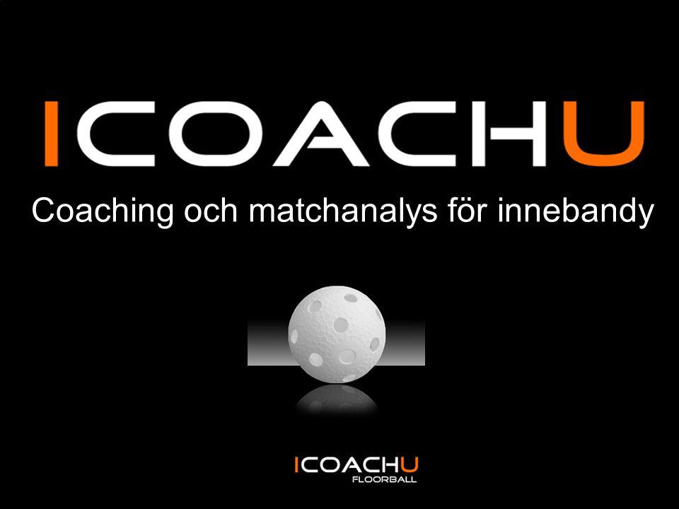 Coaching och matchanalys för innebandy