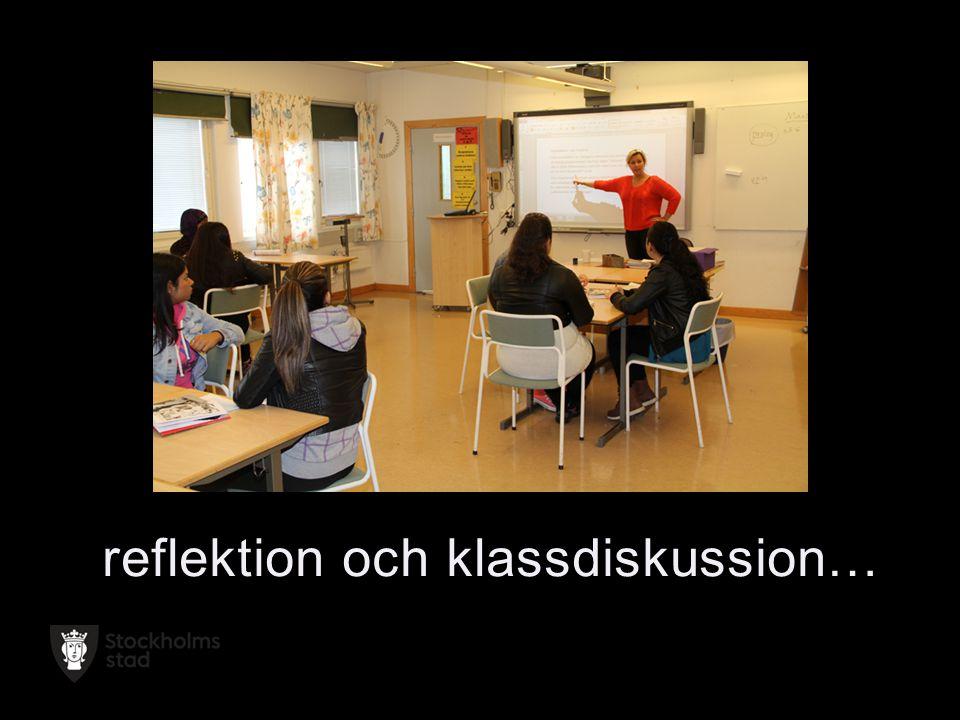 2014-06-22 Sida 15 reflektion och klassdiskussion…