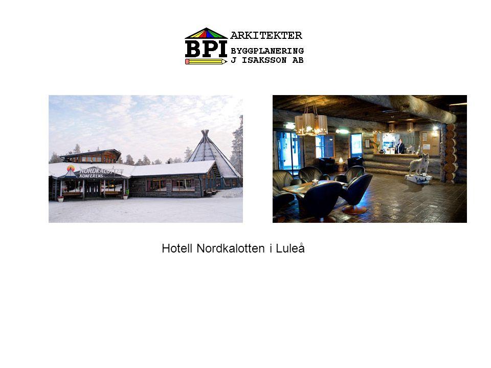 Hotell Nordkalotten i Luleå