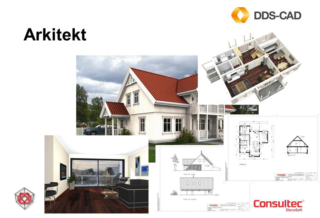 DDS-CAD Arkitekt Arkitekt