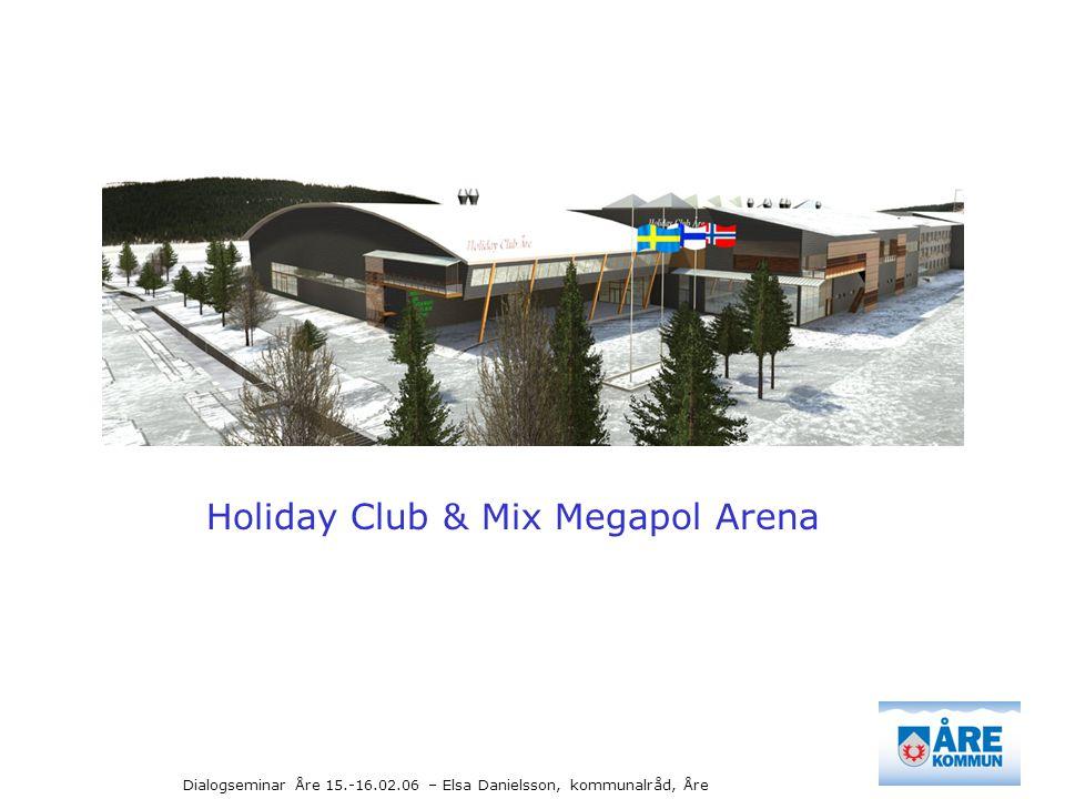 Dialogseminar Åre 15.-16.02.06 – Elsa Danielsson, kommunalråd, Åre Holiday Club & Mix Megapol Arena