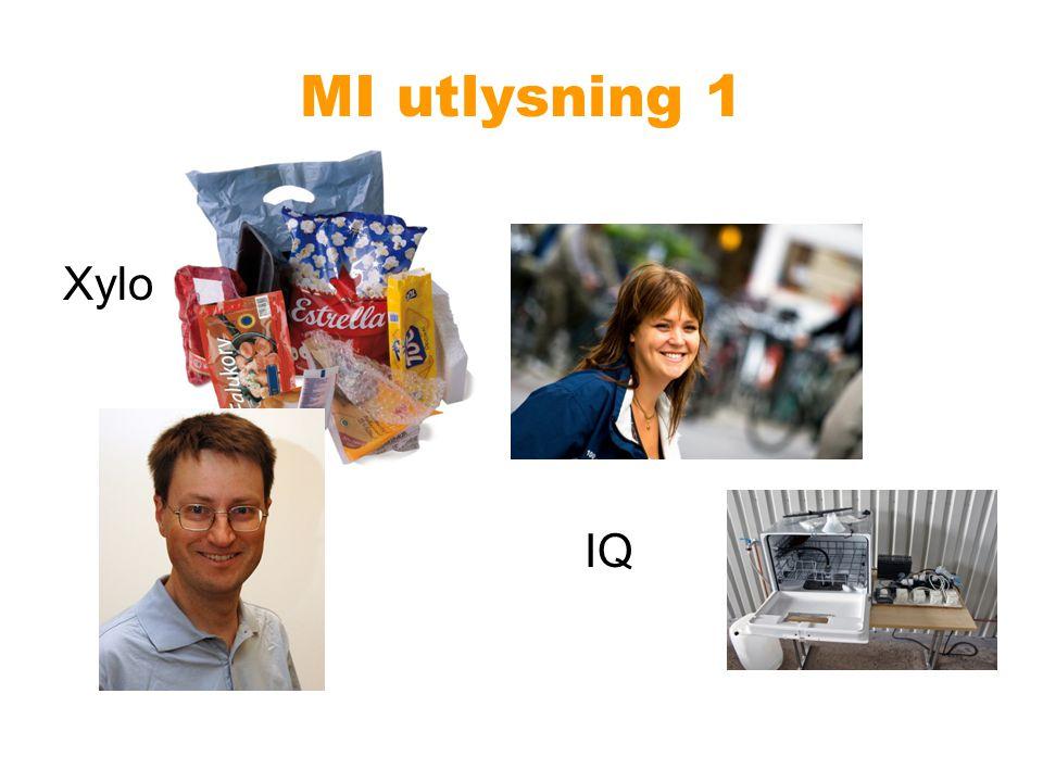 MI utlysning 1 Xylo IQ