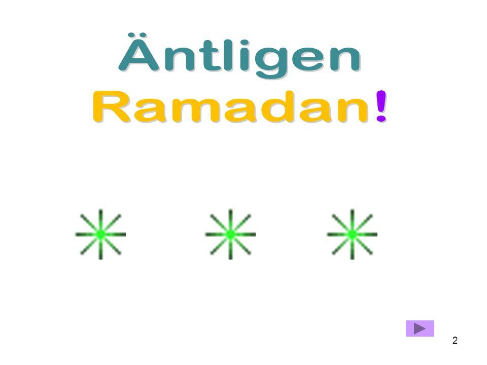 1 http://www.barnskolan.com Ramadan 1428-2007