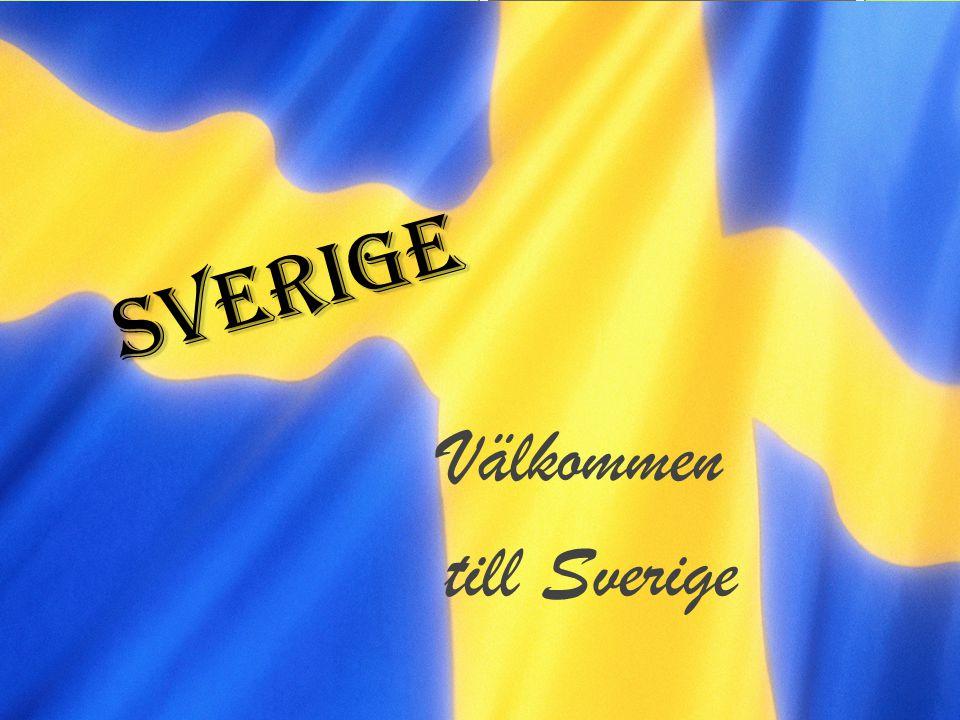 Sverige Välkommen till Sverige