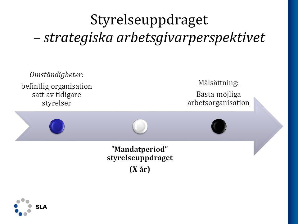 Steg 1 –Analys och utvärdering •Bakgrundsförutsättningar –Verksamhetsplan, vision m.m.