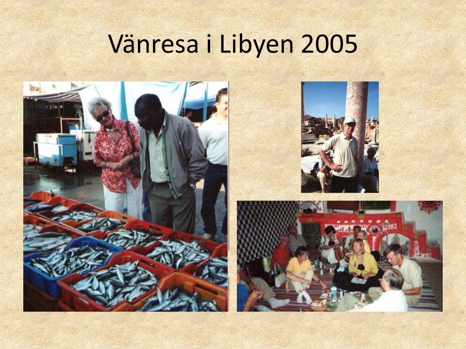 Vänresa i Libyen 2005