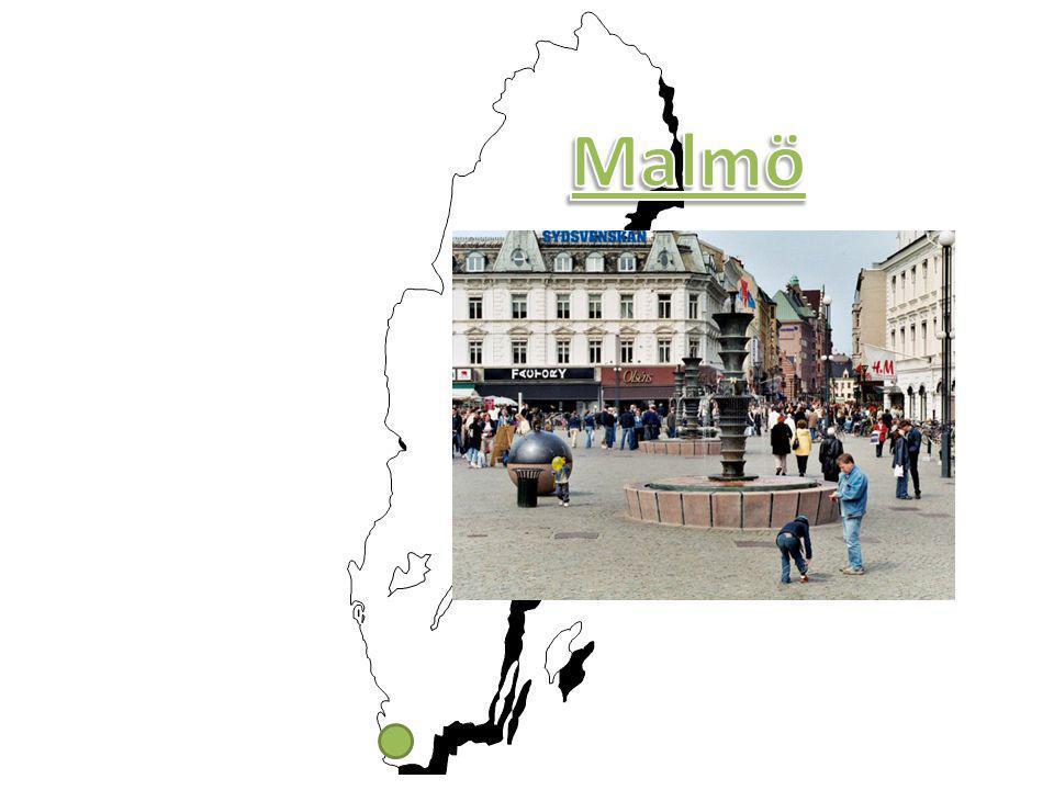 • Sveriges 3:e största tätort • Nordens 7:e största tätort • Ligger i Skåne • 286 000 invånare • Riktnummer: 040 • Sveriges mest brottsdrabbade kommun