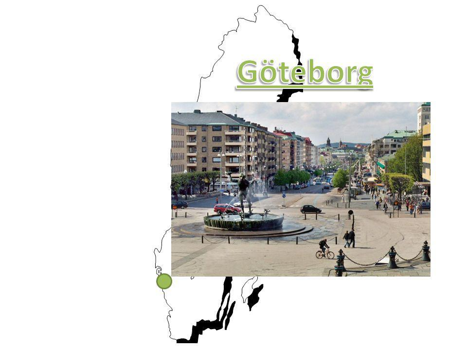 • Sveriges 2:a största stad • Nordens 5:e största stad • Ligger i Västra Götalands län • 502 833 invånare • Riktnummer: 031 • Spårvagnar