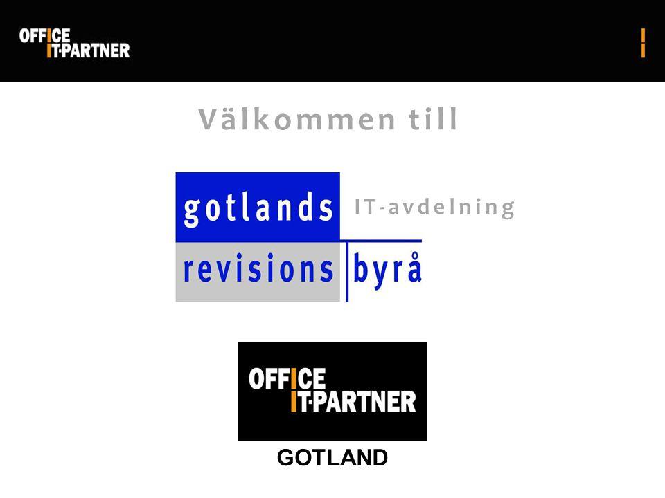 Välkommen till GOTLAND IT-avdelning