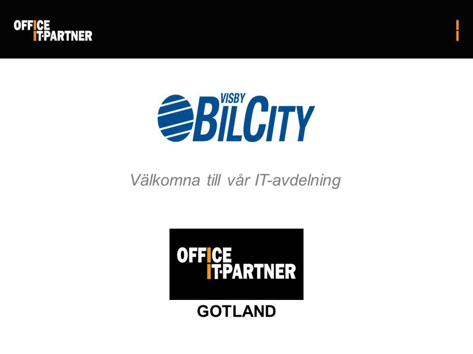 Välkomna till vår IT-avdelning GOTLAND