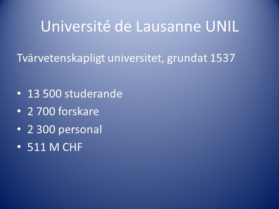Tysklands största yrkeshögskola, kanske Europas, grundad 1971 • 21 500 studerande (16 % internationella från >120 olika länder) • 2 700 utexaminerade/år • 11 fakulteter • 1 500 personal (420 professorer)