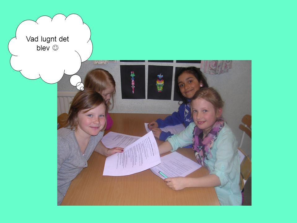 Lugn och ro i klassrummet.Alla får arbetsro och det blir lättare att lära sig räkna och skriva.