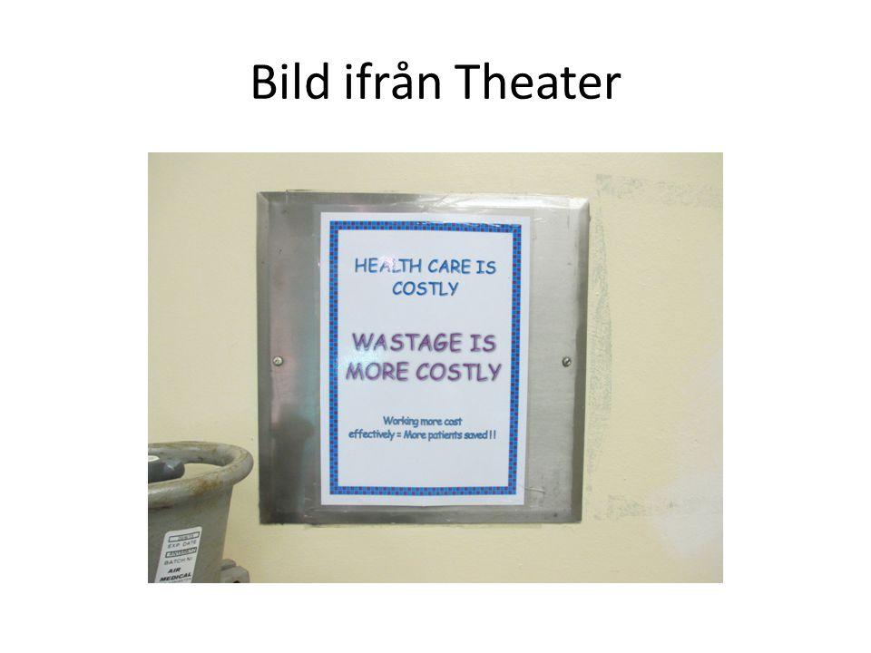 Bild ifrån Theater