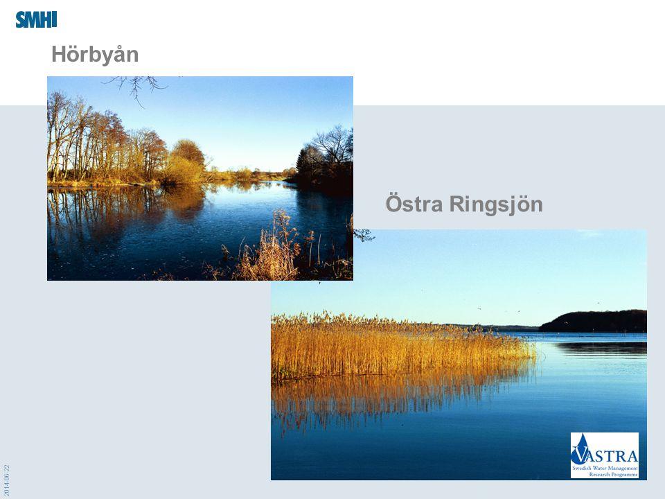2014-06-22 Hörbyån Östra Ringsjön