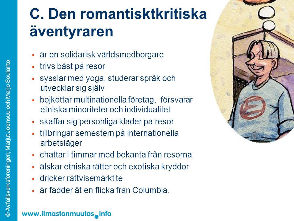 © Avfallsverksföreningen, Marjut Joensuu och Marjo Soulanto C.