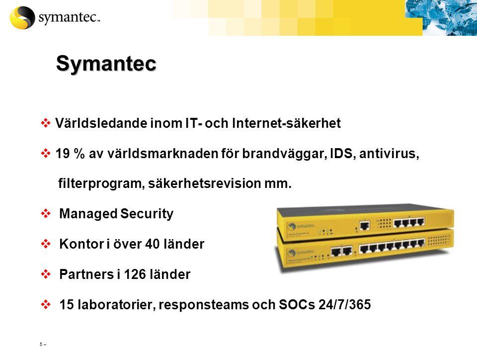 4 – Joakim von Braun •Senior Security Advisor •Född 1955 •Fil kand •Professionellt säkerhetsarbete i över 30 år •Extern rådgivare och konsult SÄPO i 2