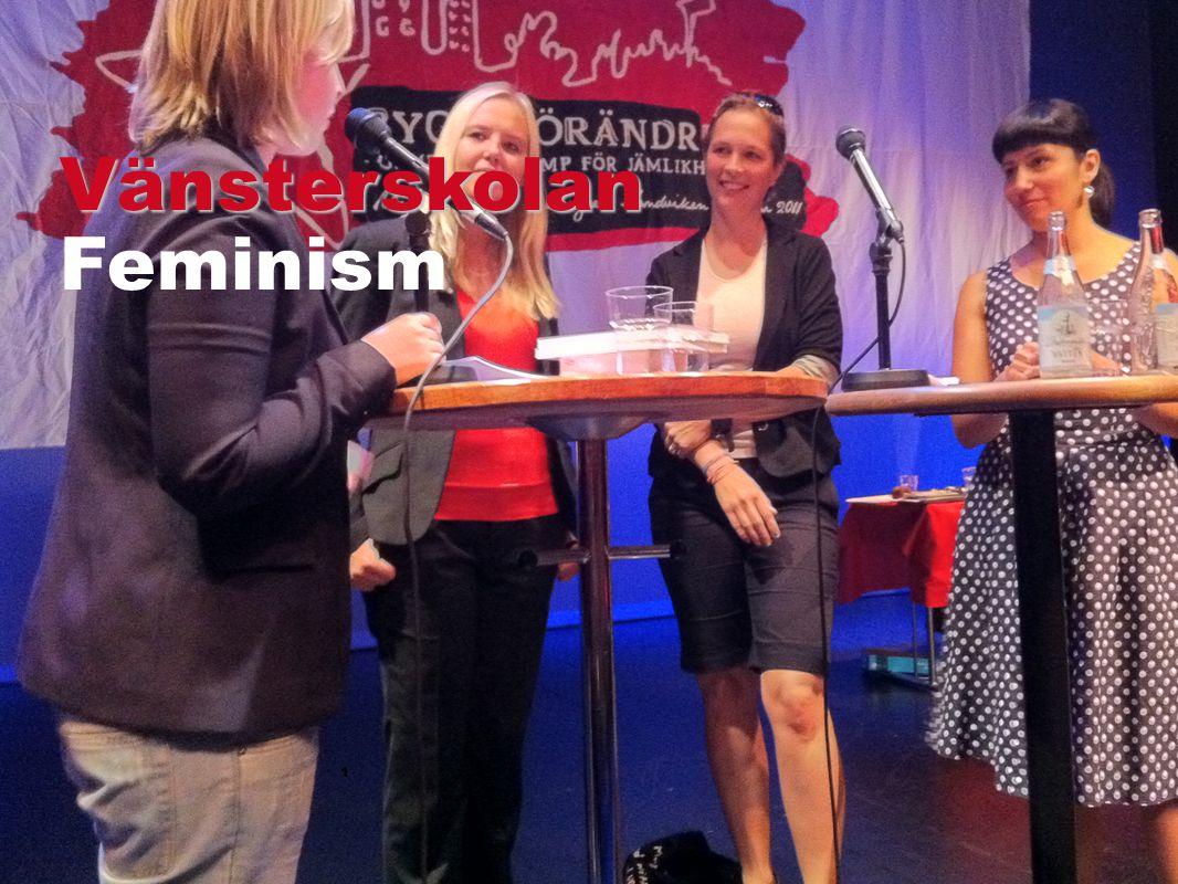 1 Vänsterskolan Feminism